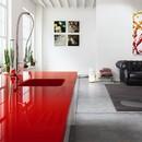 Использование и особенности - фото 2024 Модель мойки UNO, декор Rosso Monza
