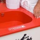 Опис і застосування - фото 2025 модель мойки UNO, декор Rosso Monza