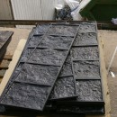 Фотогалерея - фото 406 Формы АБС для бетонных заборов