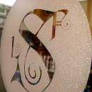 Плівка для декорування скла - фото 1239