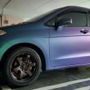 Цветная пленка для авто - фото 2633