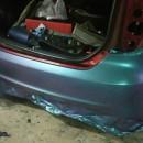 Цветная пленка для авто - фото 2634