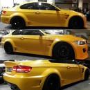 Цветная пленка для авто - фото 2763 oracal970ra_ matt saffron yellow!.jpg
