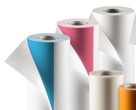 Ленты для флексопечати (флексоскотч) на сайте Материалы для рекламы - Plastics
