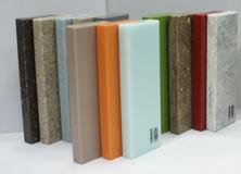 DuPont™ Corian  Colors ® на сайте Декоративные отделочные материалы - Plastics