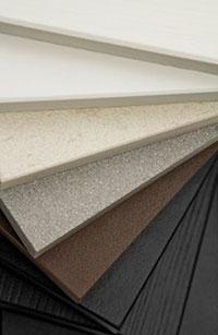 Применение - Dekton® на сайте Декоративные отделочные материалы - Plastics