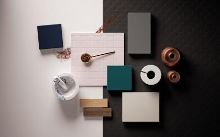 Декоры - HI-MACS на сайте Декоративные отделочные материалы - Plastics
