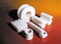 Поліоксиметилен (ПОМ) на сайте Промышленные пластики - Plastics