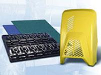 ТПУ материал (material tpu) на сайте Промышленные пластики - Plastics