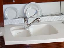Мойки в цвет камня Montelli® - Мойки кухонные из искусственного камня на сайте Декоративные отделочные материалы - Plastics