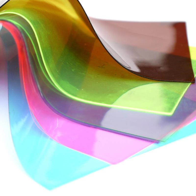 Пластифіковані ПВХ-плівки  на сайте Материалы для упаковки - Plastics
