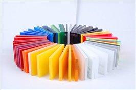 Екструдований і литий акрил на сайте Материалы для рекламы - Plastics