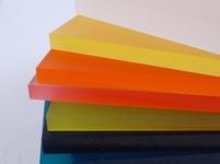Акрил з сатиновою поверхнею на сайте Материалы для рекламы - Plastics