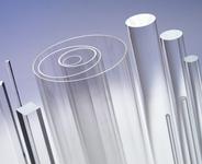 Акриловые трубы и стержни из оргстекла на сайте Материалы для рекламы - Plastics