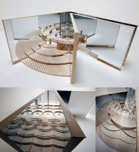 Зеркальный акрил