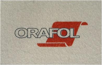Повстяний ракель Orafol
