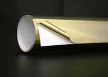 Металізовані плівки на сайте Материалы для рекламы - Plastics