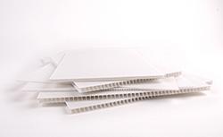 Полипропилен сотовый на сайте Материалы для рекламы - Plastics